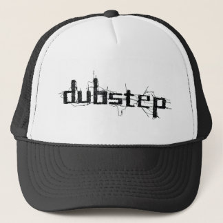 Dubstep (Black) Trucker Hat