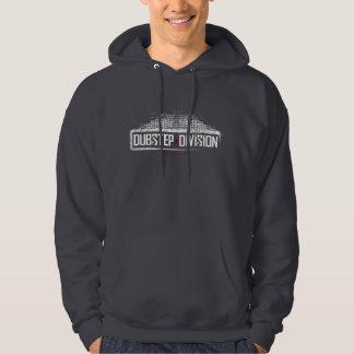 """Dubstep Division """"Greyish"""" Hoodie"""