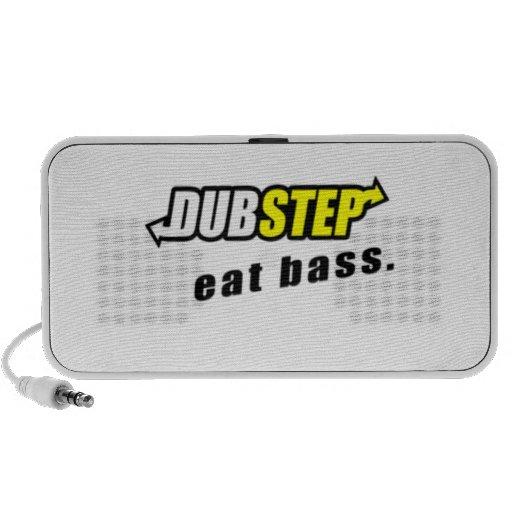 "Dubstep ""eat bass"" speakers"