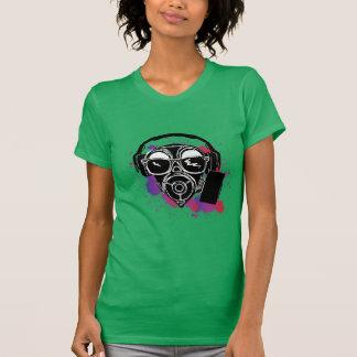 Dubstep Gasmask Tshirts