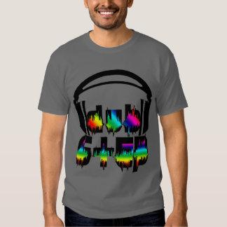 Dubstep Headphones Shirts