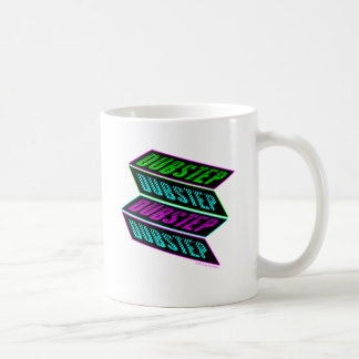 DUBSTEP Neon Coffee Mug