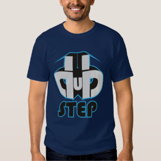 DUBSTEP PERSECTIVE TEE SHIRT