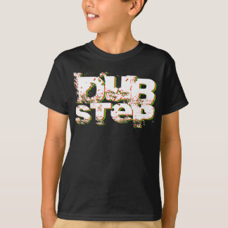 Dubstep Red and Green T-Shirt