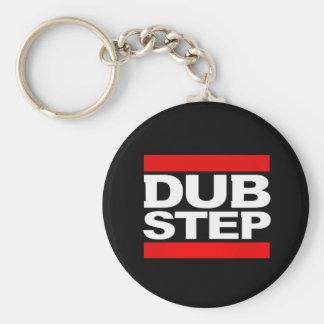 dubstep remix-dubstep radio-free dubstep-Caspa Basic Round Button Key Ring