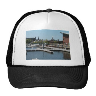 Dubuque, Iowa Ice Harbor, Mississippi River Cap