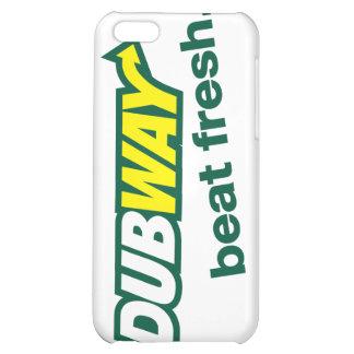 Dubway - Beat Fresh iPhone 5C Covers