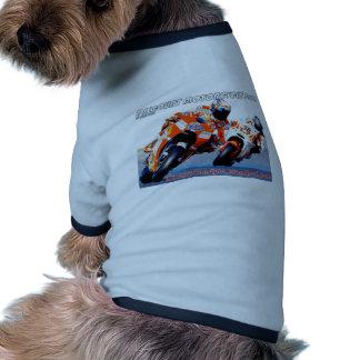 DucatiFreestyle Blogspot com Pet T-shirt