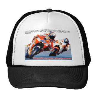 DucatiFreestyle Blogspot com Mesh Hat
