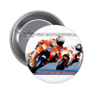 DucatiFreestyle Blogspot com Pinback Button