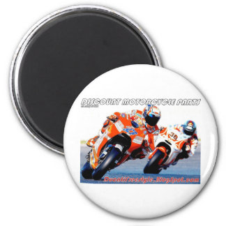 DucatiFreestyle Blogspot com Refrigerator Magnet