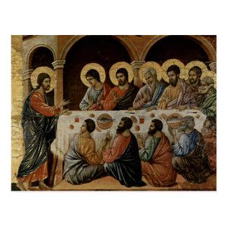 Duccio di Buoninsegna Art Postcard