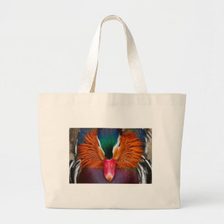 duck #2 large tote bag