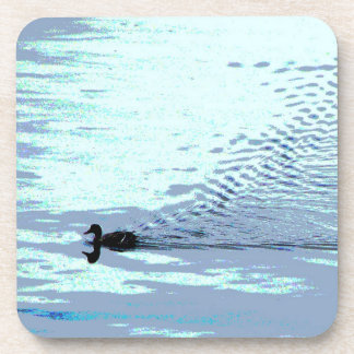 Duck and Ripples Coasters