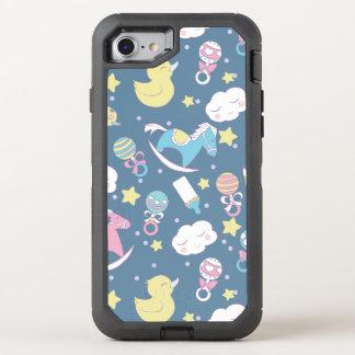 Duck Baby shower OtterBox Defender iPhone 7 Case