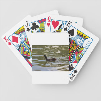 Duck Bicycle Playing Cards