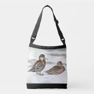 Duck Birds Wildlife Animals Pond Tote Bag