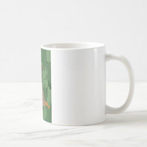 Duck Butt Camo Coffee Mug