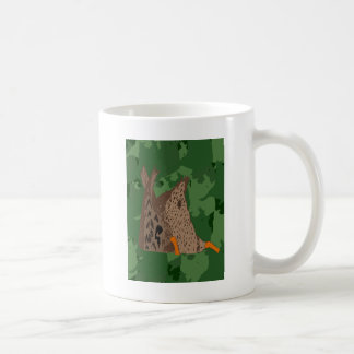 Duck Butt Camo Mug