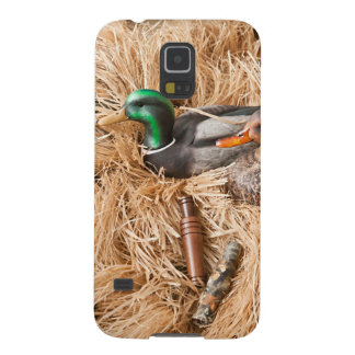 Duck Call Mallard Drake Hunting Samsung Galaxy S5 Galaxy S5 Covers