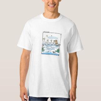 Duck Cartoon T-Shirt