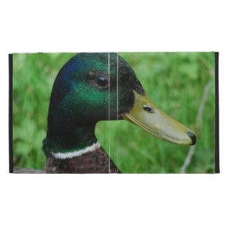 Duck iPad Folio Cover