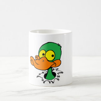 DUCK -color no BACKGROUND Coffee Mug