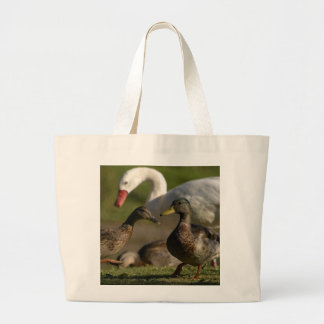 Duck Convention Jumbo Tote Bag