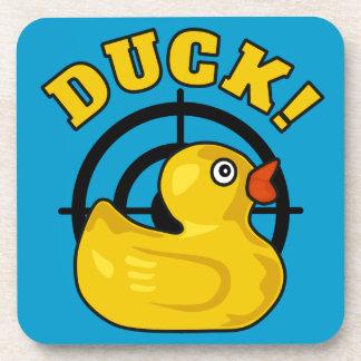 Duck! Drink Coaster