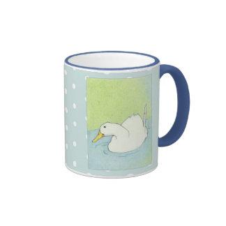 Duck Dip Dots Mug