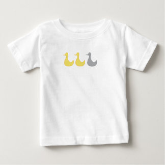 Duck Duck Gray Duck products Baby T-Shirt