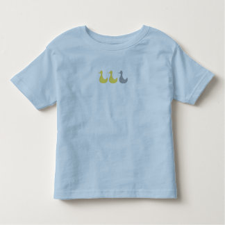 Duck Duck Gray Duck Toddler Shirt