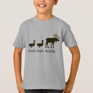 Duck Duck Moose T-Shirt