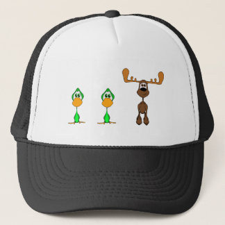 Duck Duck Moose Trucker Hat