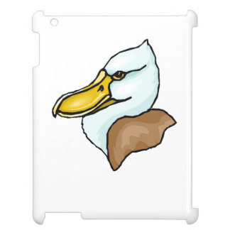 Duck Face Cover For The iPad