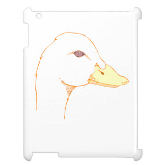 Duck Face iPad Cover