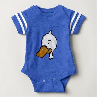 DUCK FACE ONESy BABY BODYSUIT by SlipperyWindow