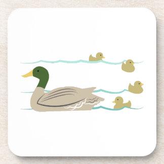 Duck Family Coasters