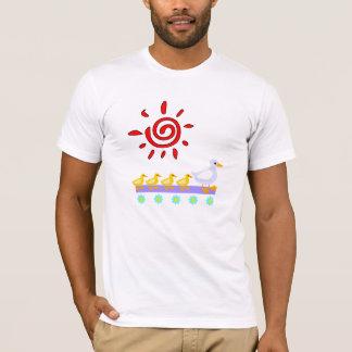 Duck Family Easter T-Shirt