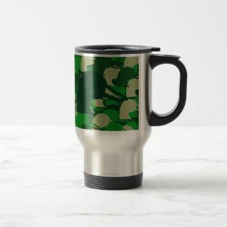 Duck Head Camo Coffee Mug