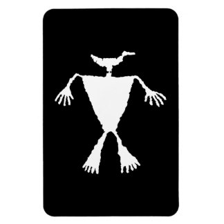 Duck Head Petroglyph Magnet