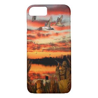 Duck Hunt iPhone 7 Case