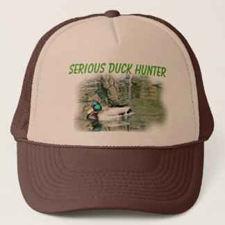 Duck Hunter Cap-customize-color choices Trucker Hat