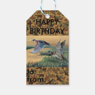 duck hunting birthday gifts on zazzle au