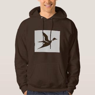 Duck hunting hoodie