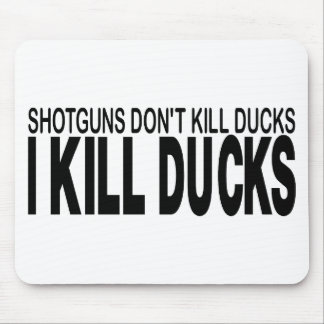 DUCK HUNTING MOUSE PAD