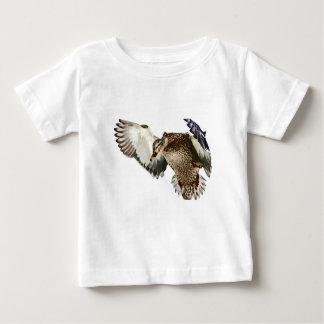 Duck in Flight Baby T-Shirt