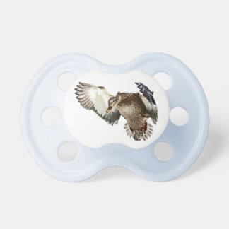 Duck in Flight Dummy