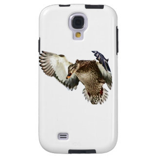 Duck in Flight Galaxy S4 Case