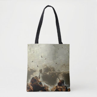Duck....It's What's For Dinner- Design 1 tote